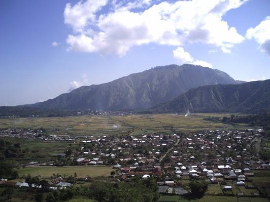 Sembalun Village, Lombok Island, Indonesia
