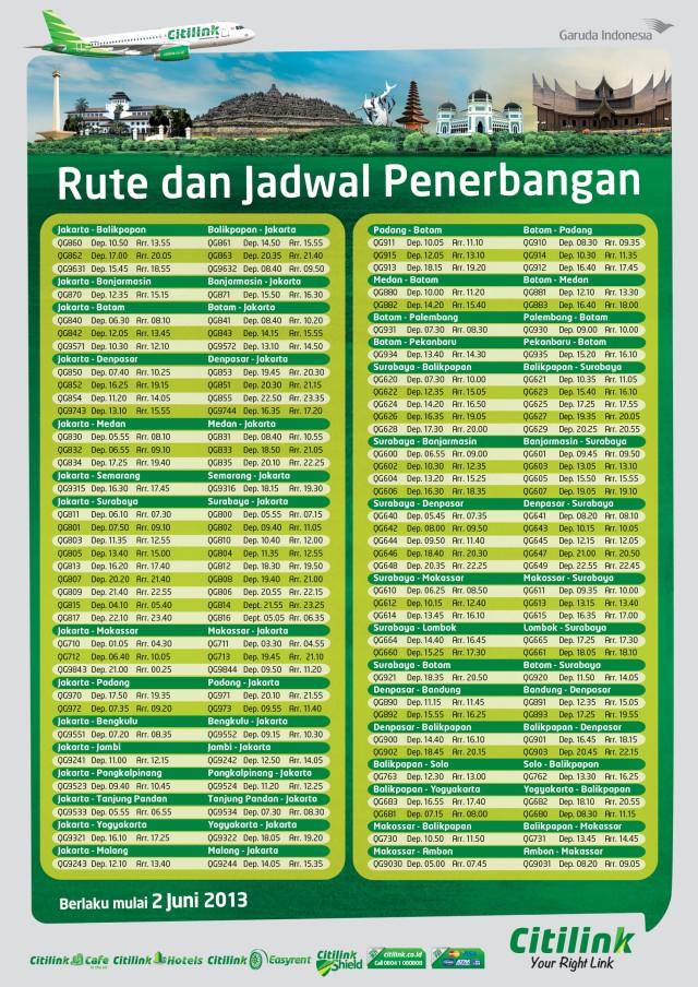 FA Flyers Rute Bandung